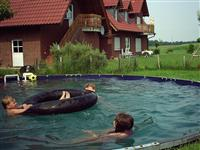 Ferienhaus Sonsbeck Pool