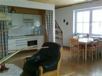 Ferienhaus Sonsbeck Wohnbereich