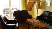 Ferienhaus Sonsbeck Wohnzimmer