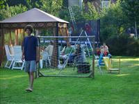 Ferienhaus Sonsbeck Garten